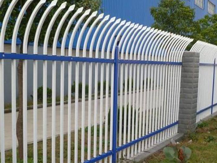 甘肃锌钢护栏生产厂家