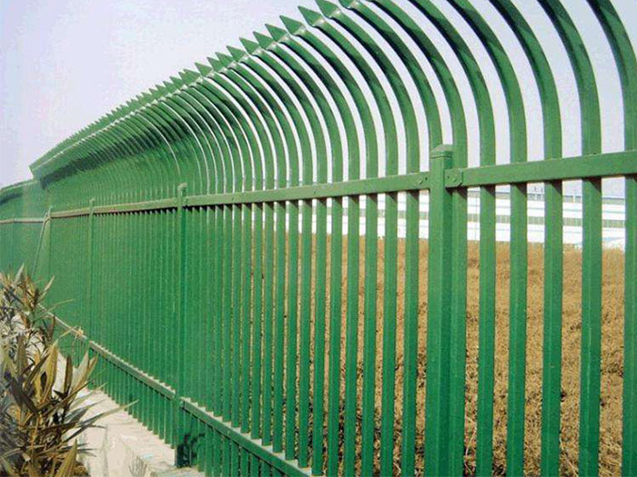 甘肃锌钢护栏