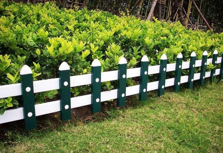 为了保护绿化草坪,草坪护栏应该怎样正确安装?