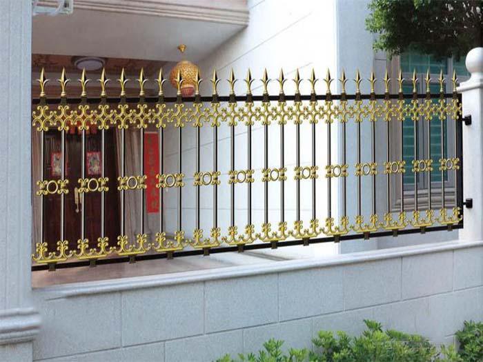 铝艺护栏都会运用到我们生活中哪些地方?