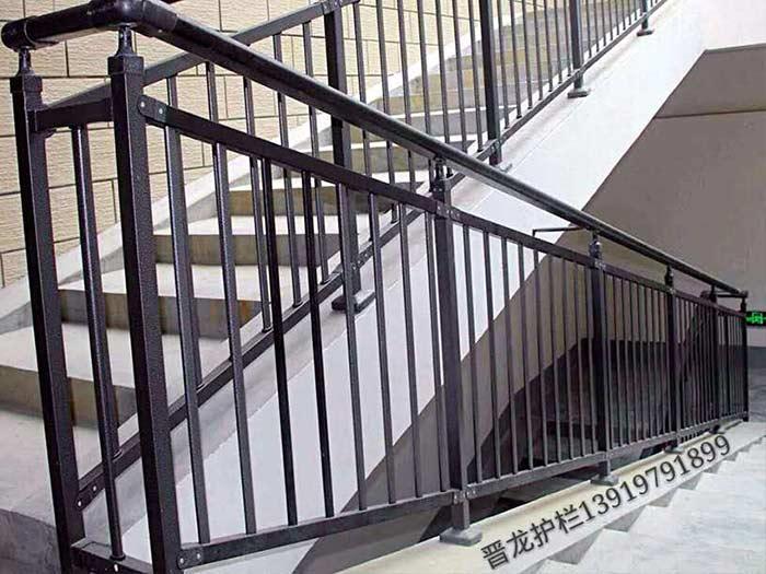 甘肃护栏厂家   楼梯护栏