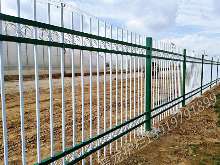 锌钢护栏图片展示