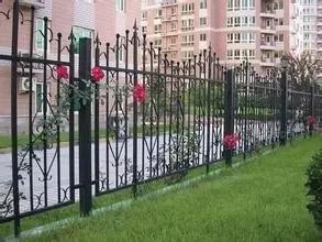 兰州铁艺护栏