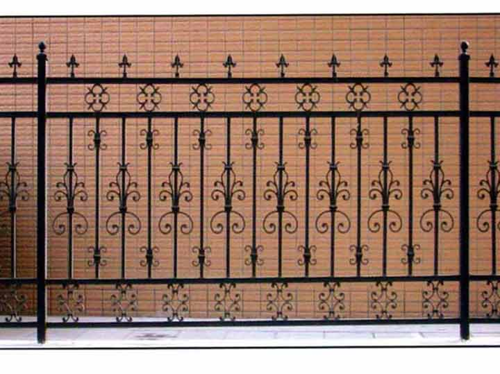 什么是特殊的阳台护栏?