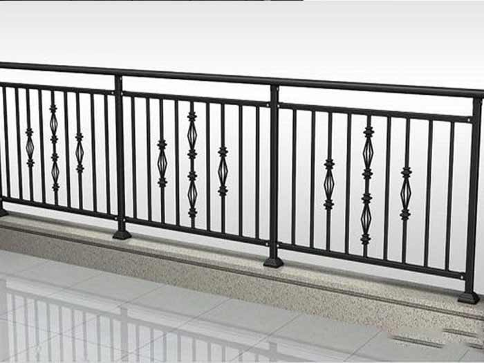 如何延长铁艺护栏的使用年限!甘肃晋龙护栏制品告诉您!