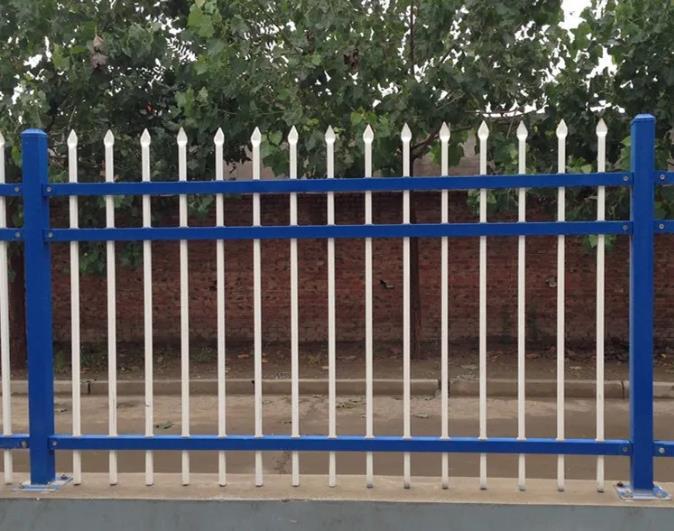 锌钢护栏,锌钢围栏,铁艺栏杆十大特点