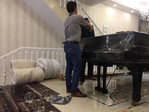 襄阳红运钢琴搬运公司