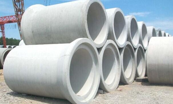 钢筋混凝土排水管及井筒