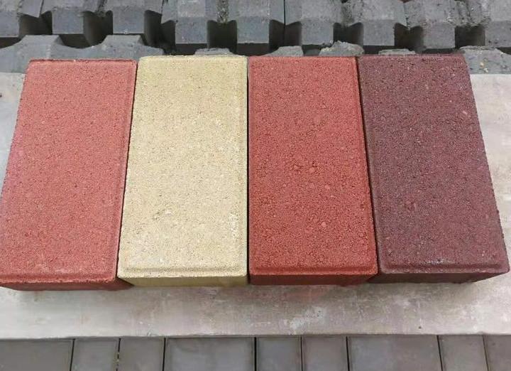 选择**透水砖,你需掌握这三点事项!