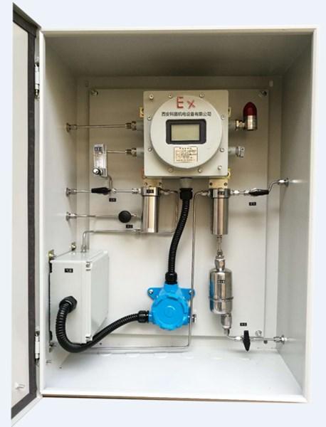 KE350-Ex/KE360-Ex 防爆型氧气/氢气分析系统