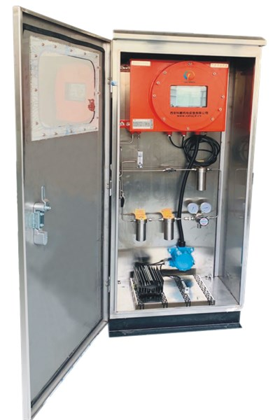KE390-Ex 天然氣在線分析系統