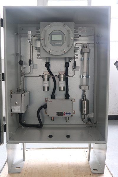 KE-2000型沼气在线分析系统