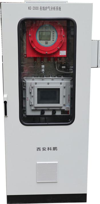 电石炉尾气在线分析系统方案