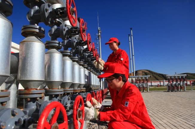 长庆井下技术作业分公司充气泵维修保养