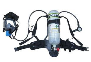小编带大家了解正压式空气呼吸器的组成部分,一起来看吧