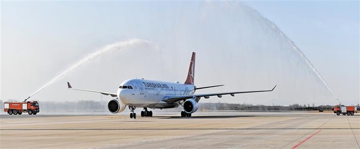 再增3条! 2019年西安咸阳国际机场开通19条国际客运航线