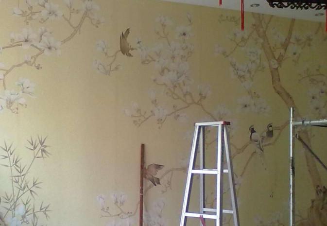 室内墙面贴壁纸前要怎么处理?这4点不能忽略,掌握这几点让相间成为高手!