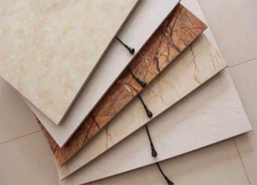 装修瓷砖的种类有哪些?购买瓷砖要注意什么?