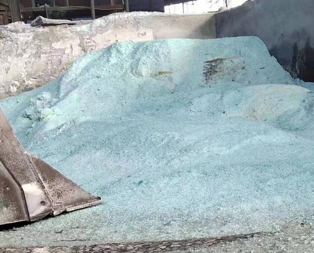 四川固体硅酸钠厂区环境