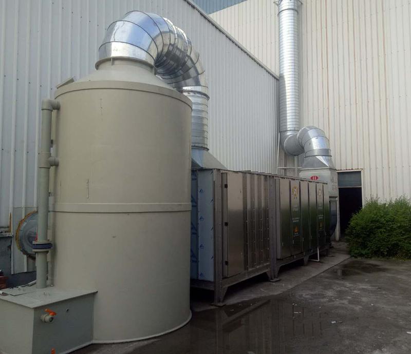 四川光氧廢氣處理設備