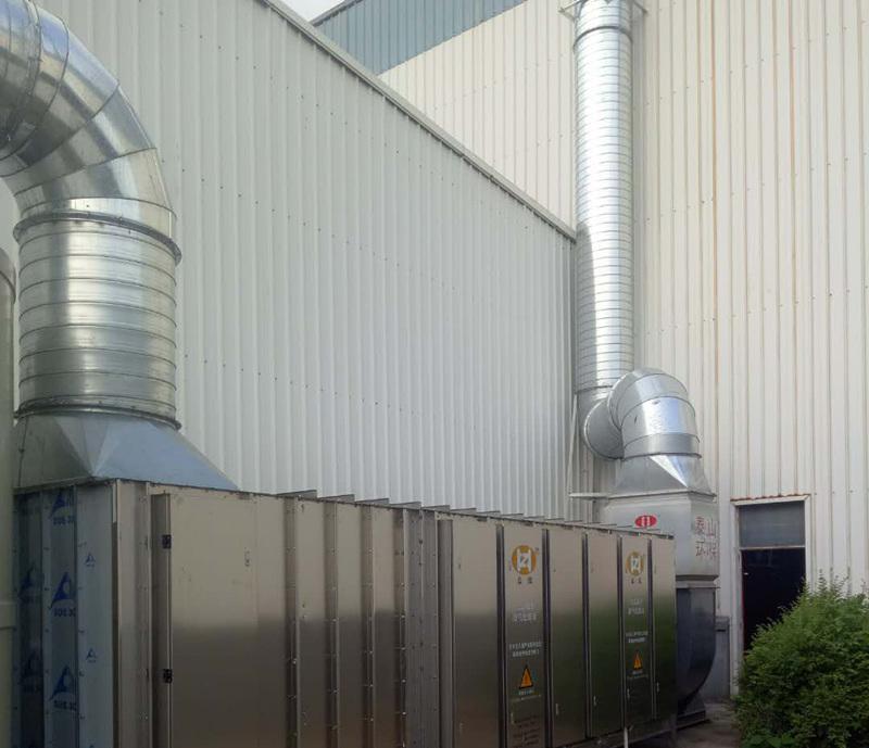 四川废气处理设备厂家