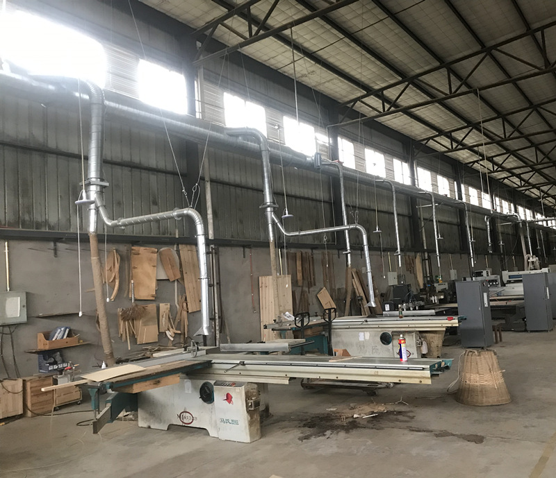四川中央除尘设备厂家