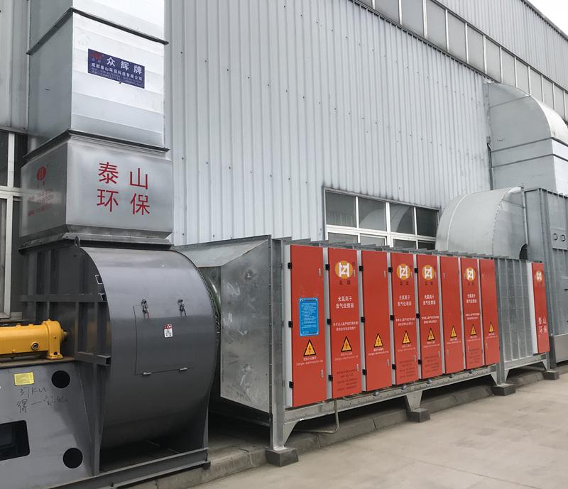 今日分享:废气处理设备的处理方法以及原理是什么