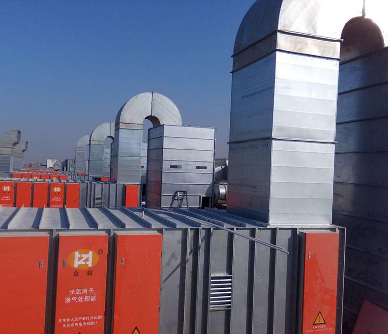 不同的废气如何选择不同的废气处理设备呢
