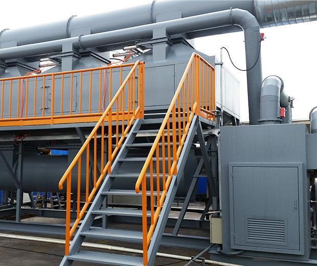 四川RCO催化燃烧设备工艺原理性能是什么