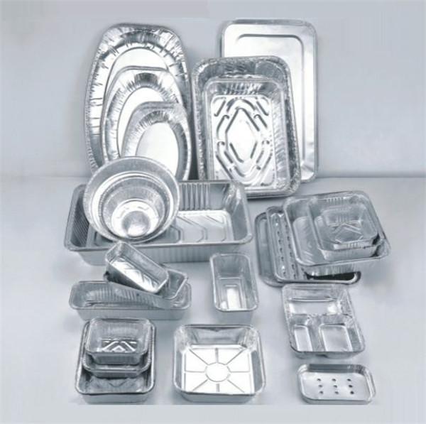 铝箔容器餐盒