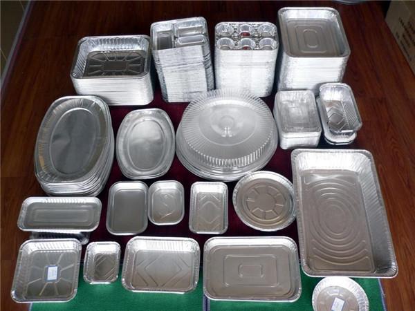 陕西铝箔餐盒