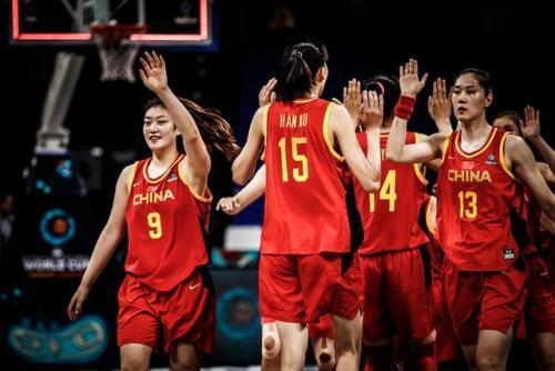 9月24日电女篮亚洲杯:中国队大胜新西兰迎开门红!