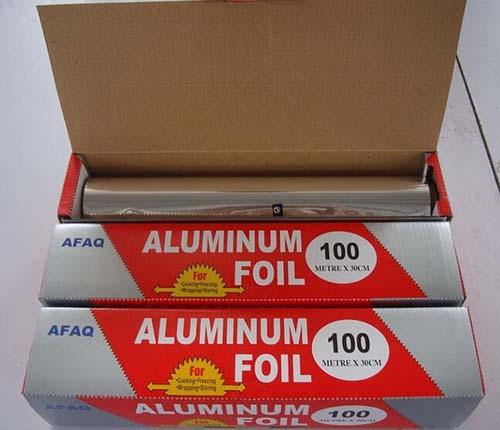 铝箔产物在中国的成长潜力阐发