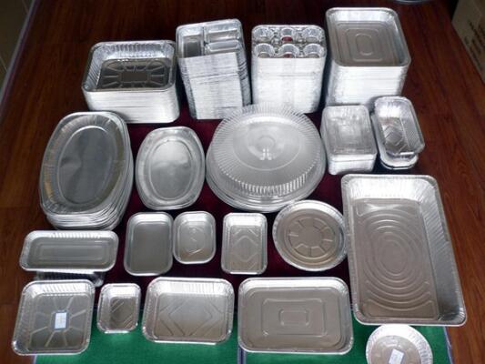 铝箔竟有这么多加工方式,你知道几个?