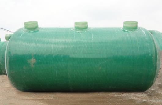 陝西玻璃鋼化糞池生產