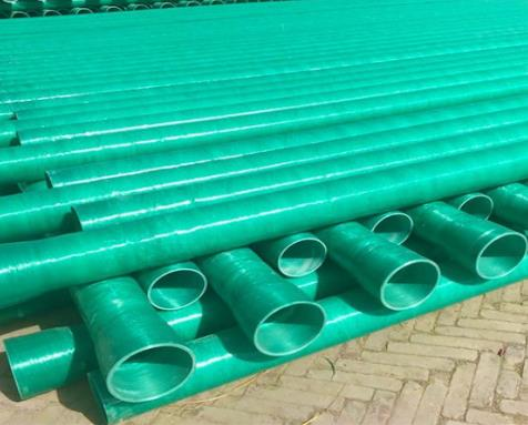 陝西玻璃鋼管道生產