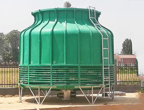 陝西玻璃鋼冷卻塔機組特點以及適用範圍有哪些?