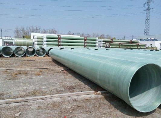 来了解一下高压玻璃钢管道应用范围以及发展历史