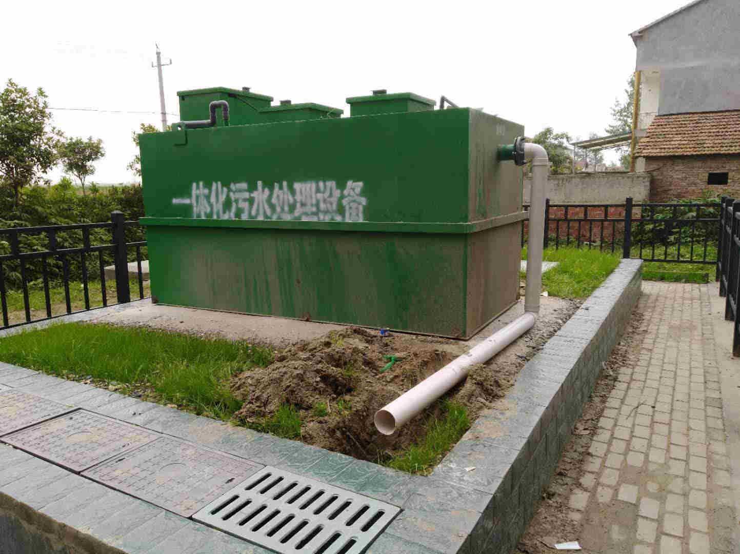 對於陝西汙水處理設備的維護與除鏽保養