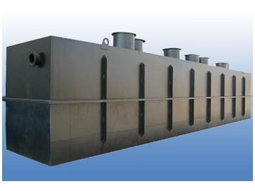 玻璃钢污水处理设备解决方案