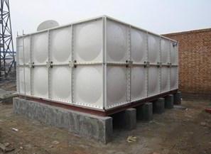 玻璃钢水箱产品