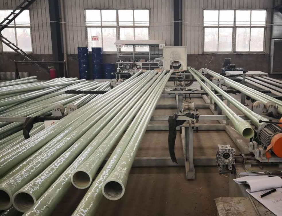 DN100玻璃钢高压石油管道