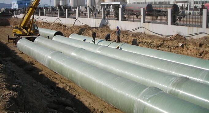 玻璃钢管道的性能的分析和在各个领域中的应用。