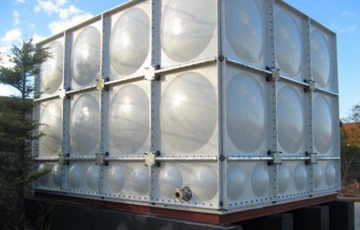 玻璃钢水箱产品特点和选用指南