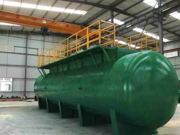 一体化污水处理设备的众多优点你知道吗?