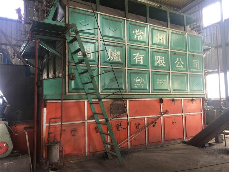 20吨蒸汽锅炉