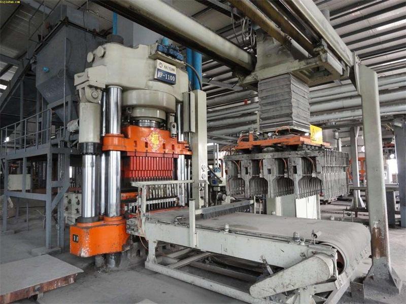 蒸压砖生产线