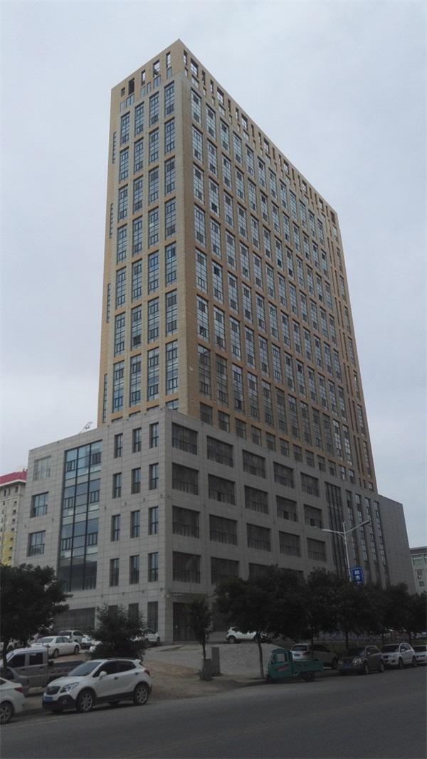 会宁县嘉禾办公楼
