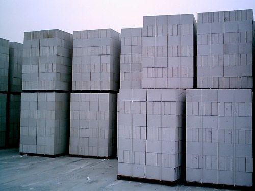 白银加气砌块产品的好坏由什么决定?