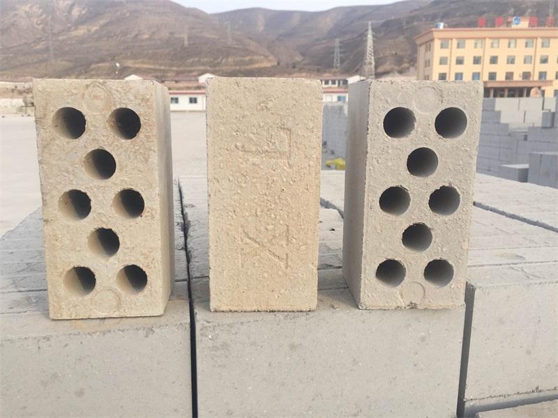定西粉煤灰小配砖销售